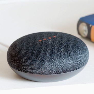 Google Home Mini [Attributes & Options]